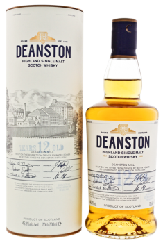 Deanston 12 years old single Malt Whisky 0,7L 46,3%