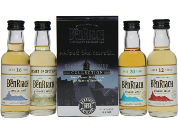 BenRiach Collection Classic Speyside 0,2L 42,25%