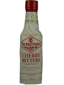 Fee Brothers Cherry cocktail Bitters 0,15L 4,8%