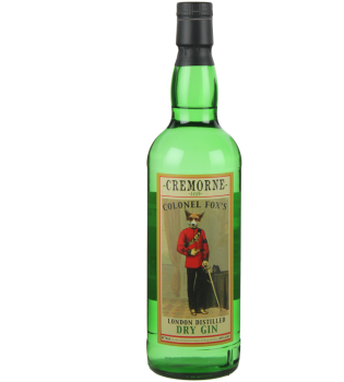 Cremorne 1859 Colonel Fox London Dry Gin 0,7L 40%
