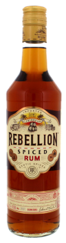 Rebellion Caribbean Spiced Rum 0,7L 37,5%