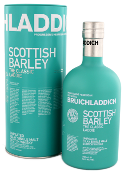 Bruichladdich Scottish Barley Classic lady 0,7L 50%