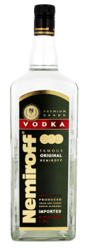 Nemiroff Vodka Original 1,75L 40%