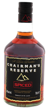 Chairmans Reserve Spiced rum 0,7L 40%