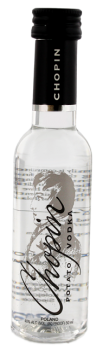 Chopin Potato Vodka minatuur 0,05L 40%