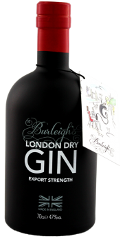 Burleighs London Dry Gin Export Strength 0,7L 47%