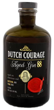 Zuidam Dutch Courage Aged Gin 88 1L 44%