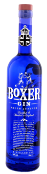 Boxer London dry gin 0,7L 40%
