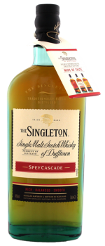 Singleton Spey Cascade single malt Scotch 0,7L 40%