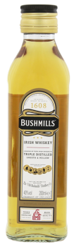 Bushmills Original Whiskey Triple distilled 0,2L 40%