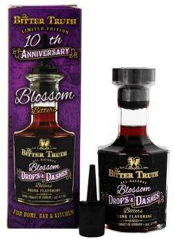 The Bitter Truth Drops & Dashes Blossom 0,1L 42%
