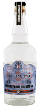 Gin Lane 1751 London Dry Royal Strength Gin 0,7L 47