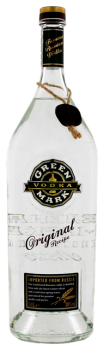 Green Mark Wheat Vodka 1L 38%