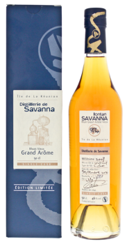 Savanna Lontan Rhum Grand Arome Single Cask 9YO