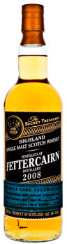 The Secret Treasures Fettercairn 9YO 2008 0,7L 46%