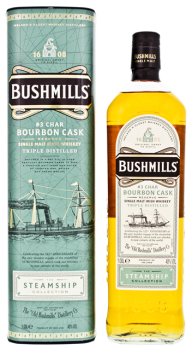 Bushmills Steamship Collection #3 Char 1L 40%