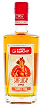 La Mauny Shrubb Orange Punch au Rhum 0,7L 30%