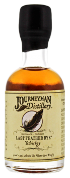Journeyman Last Feather Rye Whiskey 0,05L 45%