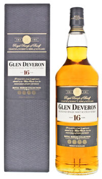 Glen Deveron 16 YO single Malt Whisky 1L 40%