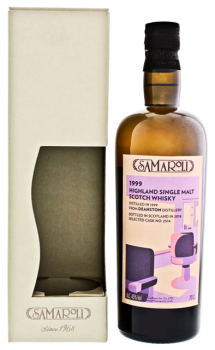 Samaroli Deanston 1999/2018 Single Malt Whisky 0,7L