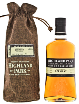 Highland Park Single Cask Series Cask No 4439 0,7L
