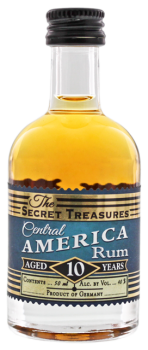 The Secret Treasures Central America 10YO 0,05L