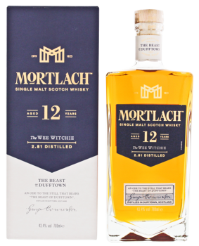 Mortlach 12YO The Wee Witchie 0,7L 43,4%