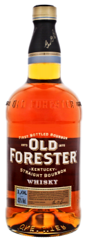 Old Forester Kentucky Straight Bourbon 1L 43%