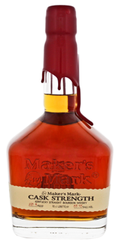 Makers Mark Bourbon Cask Strength 0,7L 55,45%