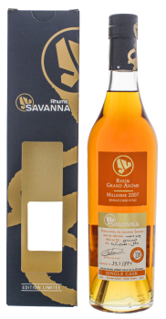 Savanna Rhum Vieux Grand Arome Single Cask 11YO