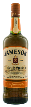 Jameson Triple Triple Irish Whiskey 1L 40%