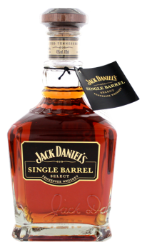 Jack Daniels Single Barrel whiskey 0,7L 45%