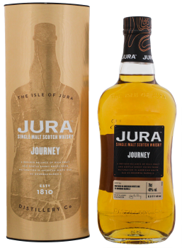 Isle of Jura Journey Single Malt Scotch Whisky 0,7L