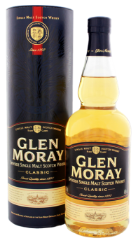 Glen Moray Classic Speyside whisky 0,7L 40%