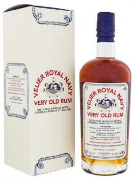 Velier Royal Navy Very Old Rum 0,7L 57,18%