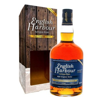 English Harbour High Congener Series 2014 2020 Limited Edition 0,7L 63,8%
