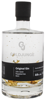 Goldjunge Original Dry Gin 0,5L 44%