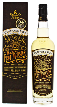 Compass Box The Peat Monster whisky 0,7L 46%