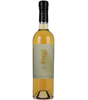 Fernando Castilla Fino Antique sherry 0,5L 17%