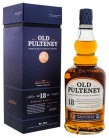 Old Pulteney 18YO Single Malt Scotch Whisky 0,7L