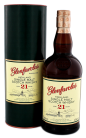 Glenfarclas 21 years old Highland single malt 0,7L 43%