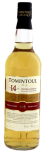 Tomintoul 14YO non chill filtered whisky 0,7L 46%