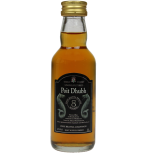 Poit Dhubh 8 years old Malt Whisky 0,05L 43%