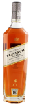 Johnnie Walker Platinum blended whisky 1L 40%