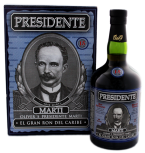 Presidente 15 years old solera rum 0,7L 40%