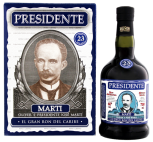 Presidente 23 years old solera rum 0,7L 40%