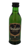 Glenfiddich 12YO single Malt Whisky 0,05L 40%