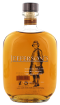 Jeffersons straight Bourbon small batch 0,7L 41,2%