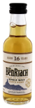 BenRiach 16 years old single malt Whisky 0,05L 43%