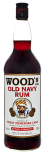 Woods 100 Old Navy Rum Export strength 1,0L 57%